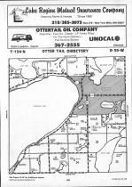 Map Image 092, Otter Tail County 1991